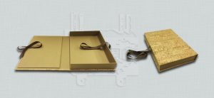 Realizzazione di scatole personalizzate - Legatoria Borghi in centro a Milano